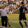 Coach and player celebrate the Union's win ©TMcLaughlin 2010